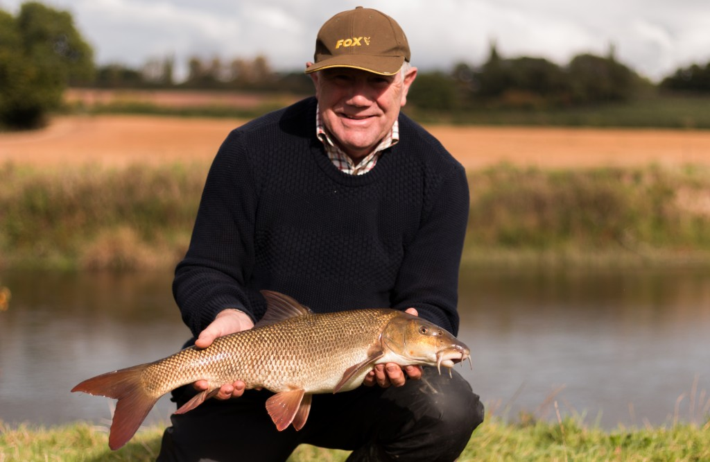 Steve Linstead Barbel Fishing