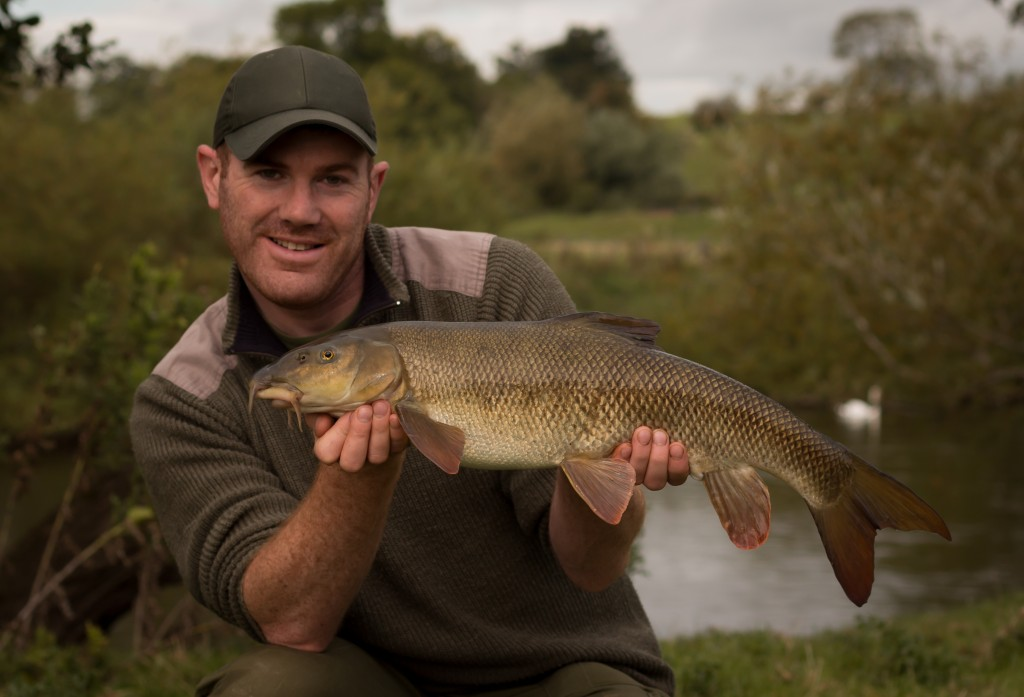 Matt Linstead Barbel
